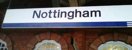 Nottingham Railway Station (NOT) is one of Railway Stations in UK.