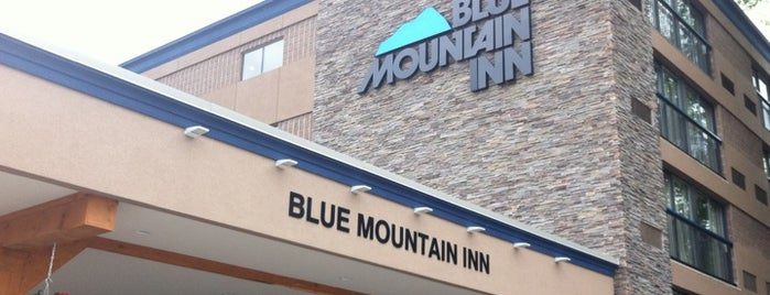 Blue Mountain Inn is one of Blue Mountain Resort Accomodations.