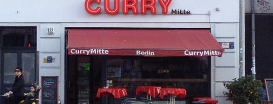 Curry Mitte is one of Berlin Culture Brewery.