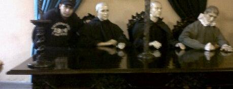 Museo del Tribunal de la Santa Inquisición y del Congreso is one of Lima, Ciudad de los Reyes.