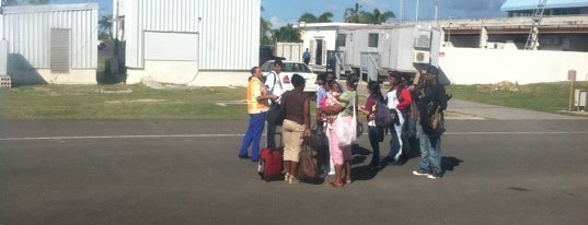 Anguilla Wallblake International Airport (AXA) is one of Caribbean Airports.