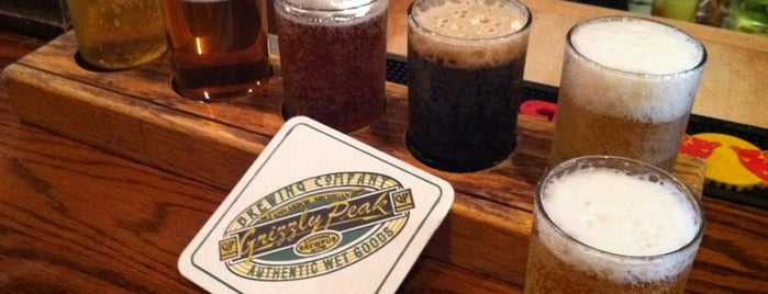 Grizzly Peak Brewing Co. is one of Breweries.