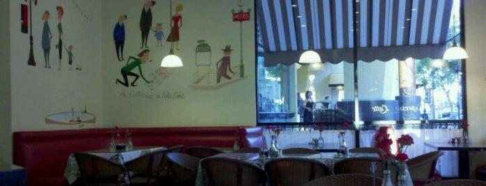 Crepes de Paris is one of Must-visit Food in Brea.
