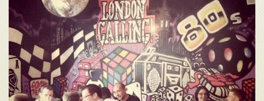 London Calling is one of Welcome to Beergium !.