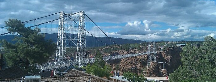 Royal Gorge Bridge & Park is one of Southern Colorado Guide.