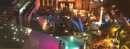 InterContinental Cairo Citystars Pool Bar is one of Cairo NightLife.