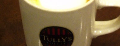 Tully's Coffee is one of Chiba 千葉.