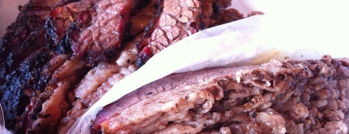 Austin's Best BBQ Joints - 2012