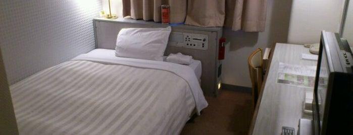 ホテル ウイングインターナショナル都城 is one of 九州安宿 / Hostels and Guest Houses in Kyushu Area.