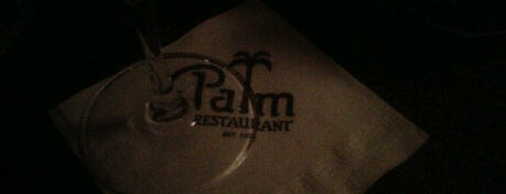 The Palm is one of NYC Restaurant Week Uptown.