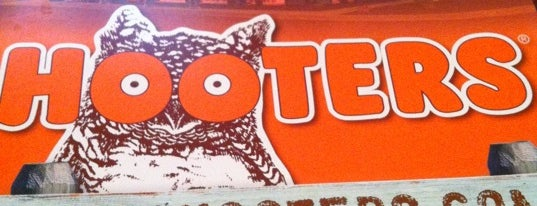 Hooters is one of Orland.