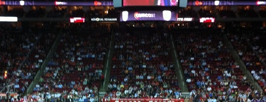 Toyota Center is one of Sport Staduim.