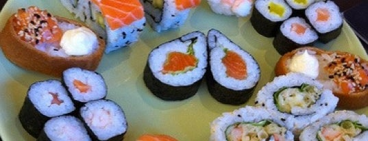 Musaxi is one of Sushi.