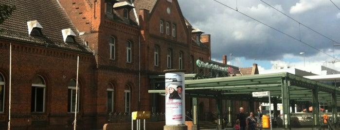 Bahnhof Berlin Schöneweide is one of Besuchte Berliner Bahnhöfe.