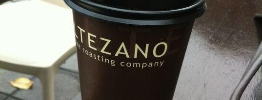Altezano Espresso Bar is one of 4sq special NZ.