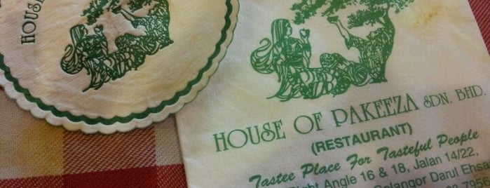 House Of Pakeeza Restaurant is one of Western.