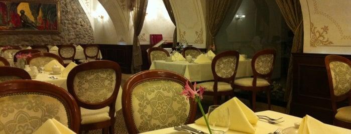 Hotel Arcadia is one of TREND Top restaurants.