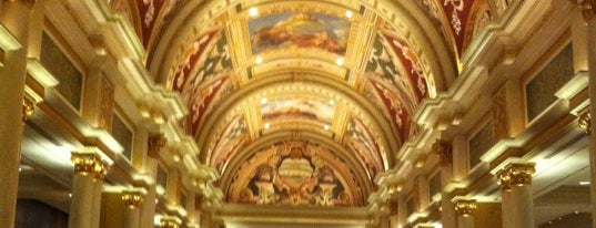 Venetian Resort & Casino is one of Hotels I Enjoyed Staying At.