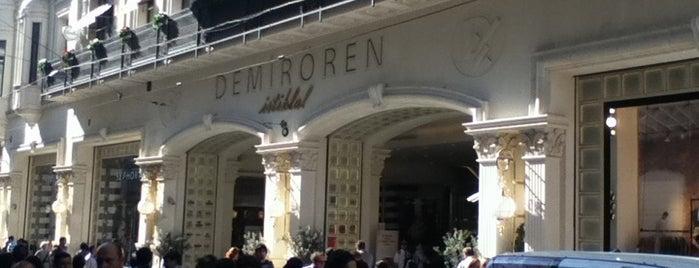 Demirören İstiklal is one of İstanbul'daki Alışveriş Merkezleri.