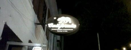 California Cantina e Restaurant is one of Sandwicherias de Santiago.
