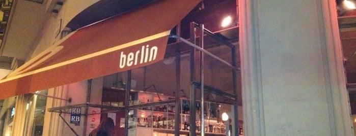 Café Berlin is one of Eat & Drink.