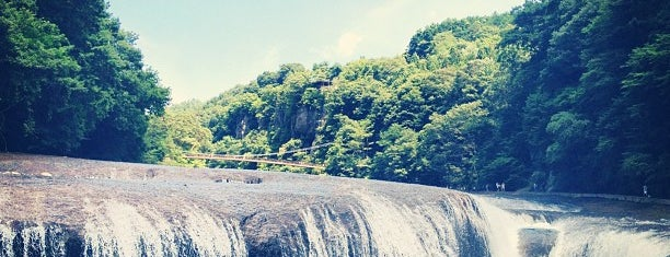 Fukiware Fall is one of 日本の滝百選.