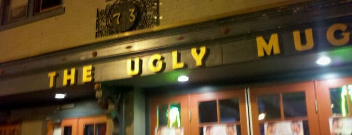 The Ugly Mug is one of DC Burgers.