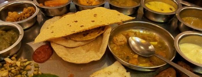 Rajdhani Thali - JM Road, Pune is one of my favs in pune :).