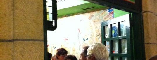 San Sebastian/Bar à tapas