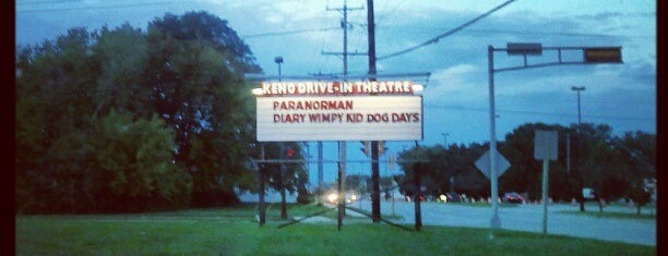 Keno drive-in is one of places i frequent.