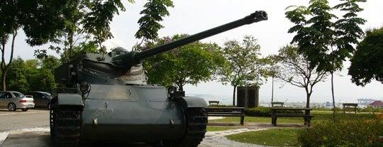 Kent Ridge Park is one of Trek Across Singapore.