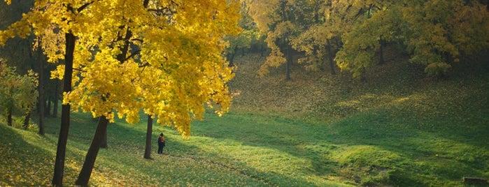 Parque Tsaritsyno is one of Лучшие парки Мск.