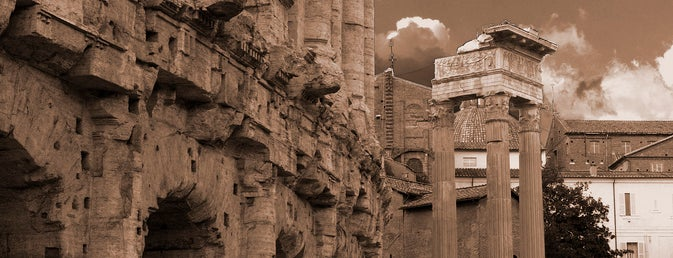 Theatre of Marcellus is one of Top 10 historical sights.