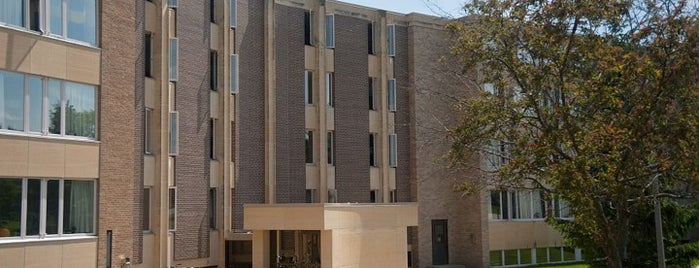 Gibbs Hall is one of Residential Hall Tour.