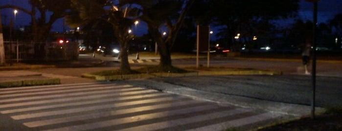 Parada de Ônibus do CCB - UFPE is one of ~urban conceitual~.