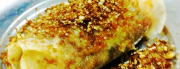 Globe Lumpia House is one of Manila + Pasay Eats.