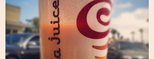 Jamba Juice Glencoe Ave. is one of Favorite places.