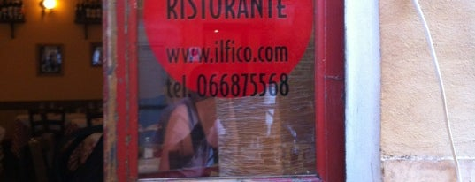 Ristorante Il Fico is one of Rome 9 Jan - 12 Jan.