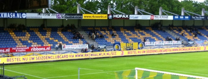 Mandemakers Stadion is one of Events To Visit....