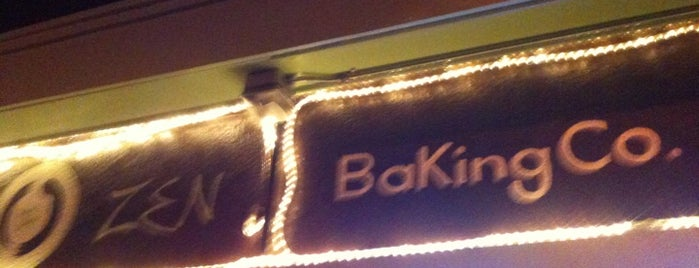 Zen Baking Company is one of Central Dallas Lunch, Dinner & Libations.