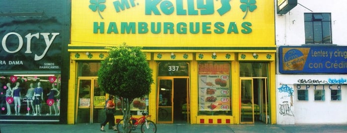 Mr. Kellys is one of Para no olvidar.