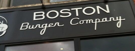 Boston Burger Company is one of USA Boston.