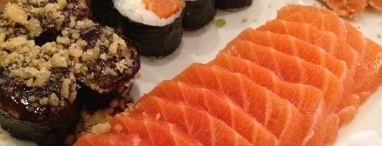 Yuki Culinária Japonesa is one of Guia Rio Sushi by Hamond.
