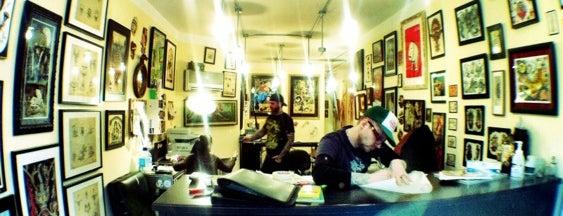 Toronto tattoo shops for Tattoo shops toronto