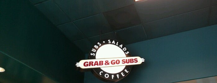 Grab & Go Subs is one of San diego CA 🌴.