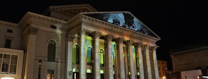 Bayerische Staatsoper is one of MUC Kultur & Freizeit.