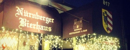 Nürnberger Bierhaus is one of Favorite Restaurant in NYC PT.2.