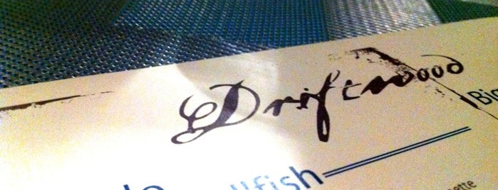 Driftwood is one of Urban Eats.