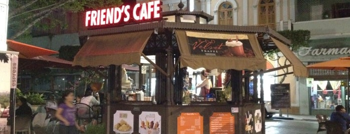 Friend's Cafe is one of Donde pecar.