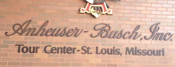 Anheuser-Busch Brewery Experiences is one of Best Places in #STL #visitUS.